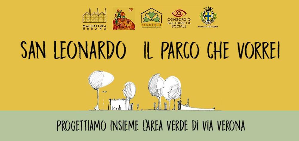 San Leonardo Calendario.San Leonardo Il Parco Che Vorrei Manifattura Urbana
